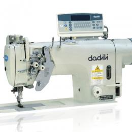 双针直接驱动式自动切线平缝机